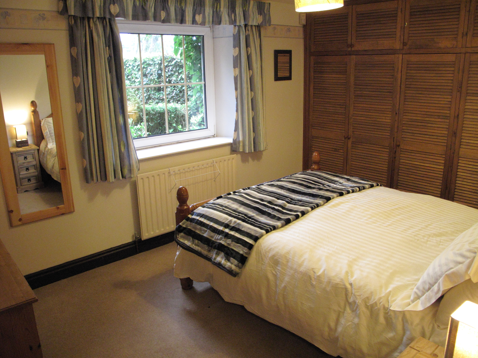 Drumlins bedroom